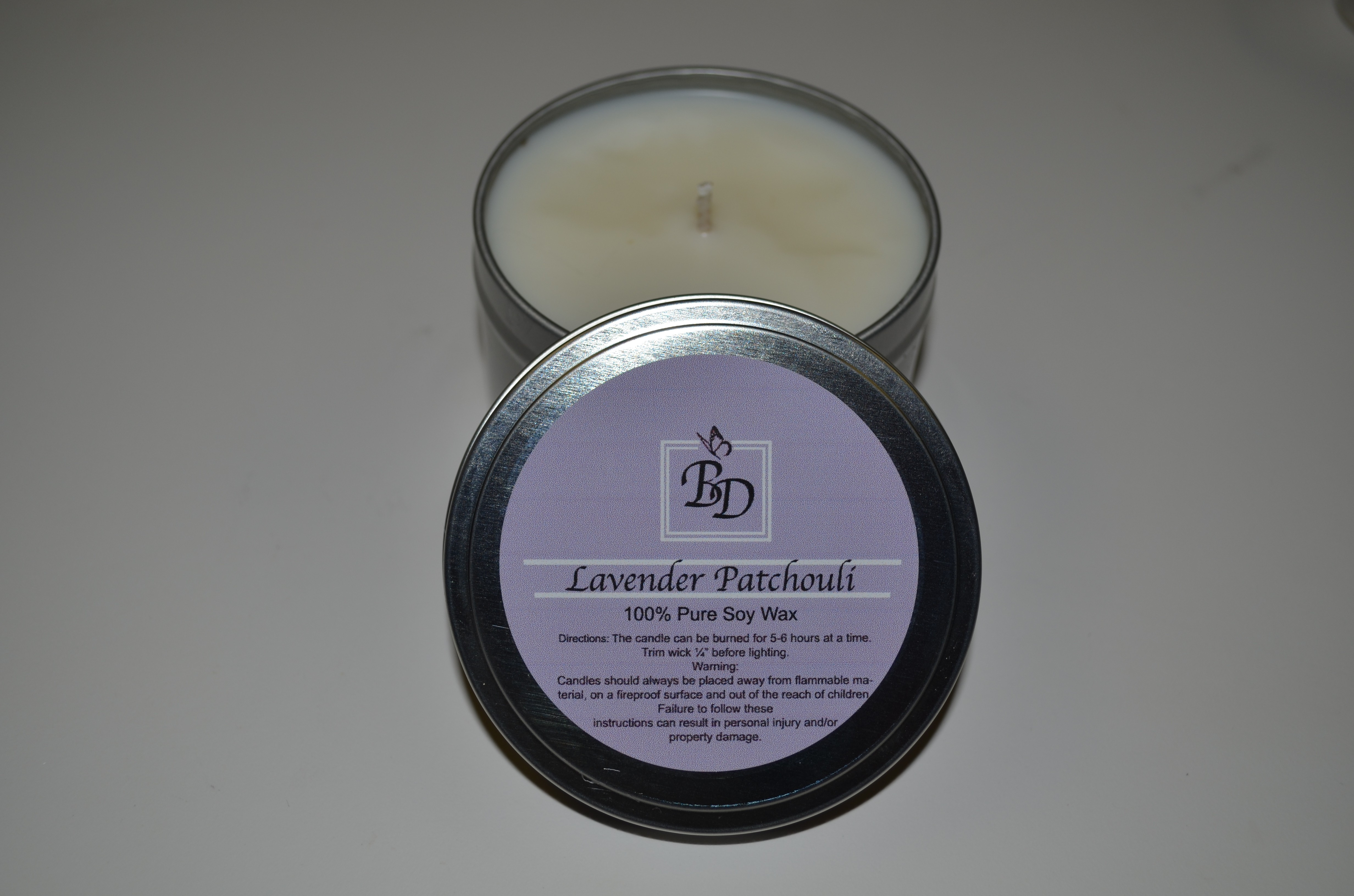 8oz Candles